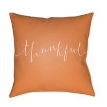 "Thankful THANK-002 18"" x 18"""
