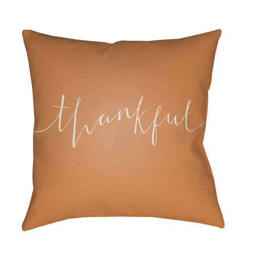 "Thankful THANK-002 20"" x 20"""