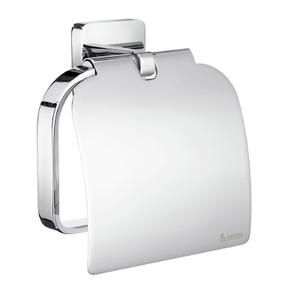 Toilet Roll Holder with Lid Product Image