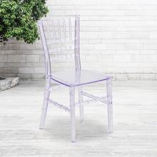 View Product - Kids Crystal Transparent Chiavari Chair