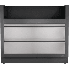 OASIS Under Grill Cabinet for Built-in Prestige PRO 665 , Grey