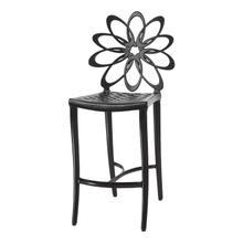 View Product - Lotus Cushion Stationary Bar Stool w/o Arms