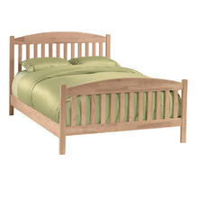 Full Mission Bed Headboard