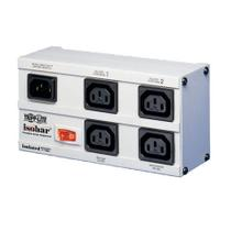 See Details - Isobar 4-Outlet 230V Surge Protector, Detachable 6 ft. (1.83 m) Cord, 680 Joules, Metal Housing