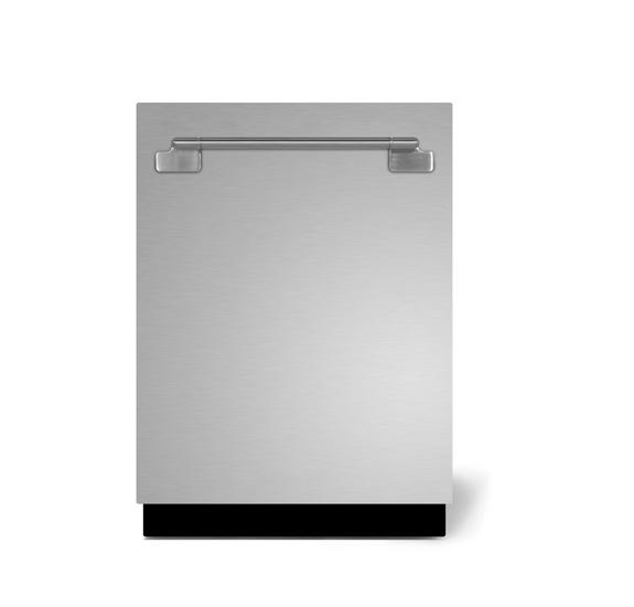 "AGAAga Elise 24"" Dishwasher, Stainless Steel"