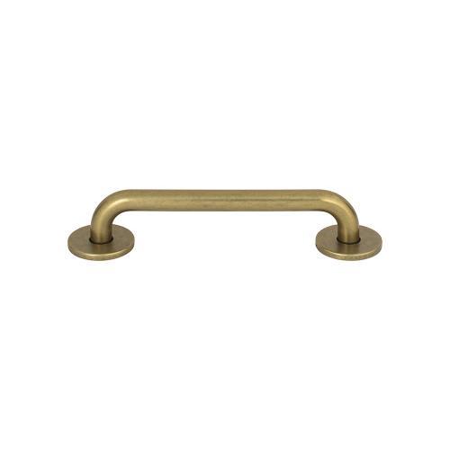 Dot Pull 5 1/16 Inch (c-c) - Vintage Brass
