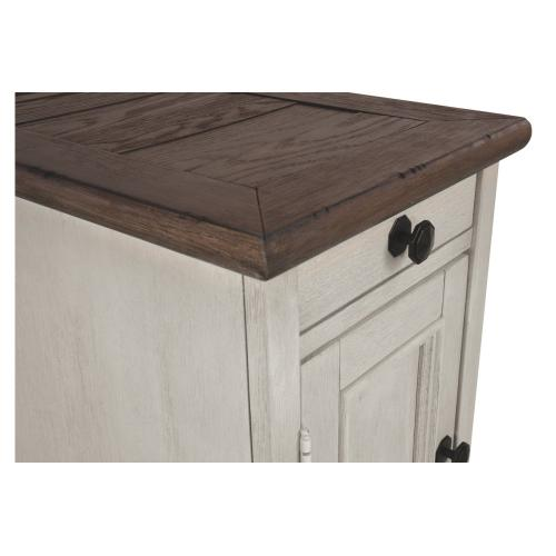 Bolanburg Chair Side End Table Two-tone