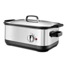 Cookers the Slow Cooker With Easysear , Brushed Stainless Steel