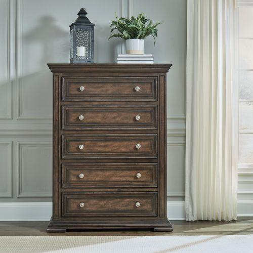 Gallery - 5 Drawer Chest