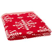 See Details - Frost Throw - Red