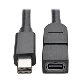 Mini DisplayPort Extension Cable, 4K @ 60 Hz, HDCP 2.2 (M/F), 3 ft.