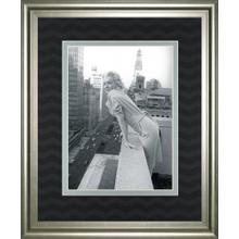 """""""Top Of The World"""" By Chelsea Collection Framed Print Wall Art"""