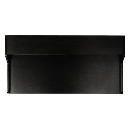 Wrigley Desk - Matte Black