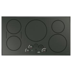 "Café 36"" Smart Touch-Control Induction Cooktop Product Image"