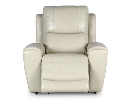 Laurel Dual Power Chair, Ivory