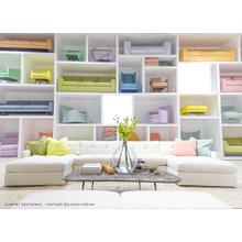 See Details - Carmet Sectional - American Leather