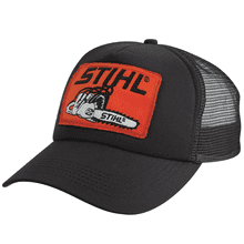 Classic STIHL cap in all black!