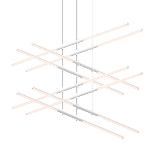 Tik-Tak™ Stack 4-Tier LED Pendant