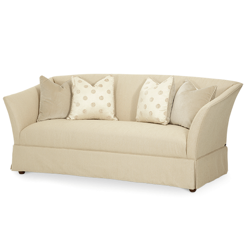 After Eight Flare Arm Sofa - Grp1/Opt1