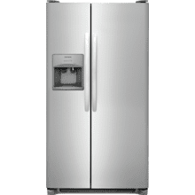 View Product - Frigidaire 22.1 Cu. Ft. Side-by-Side Refrigerator