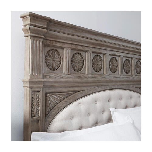 Kingsbury King / California King Panel Bed Headboard