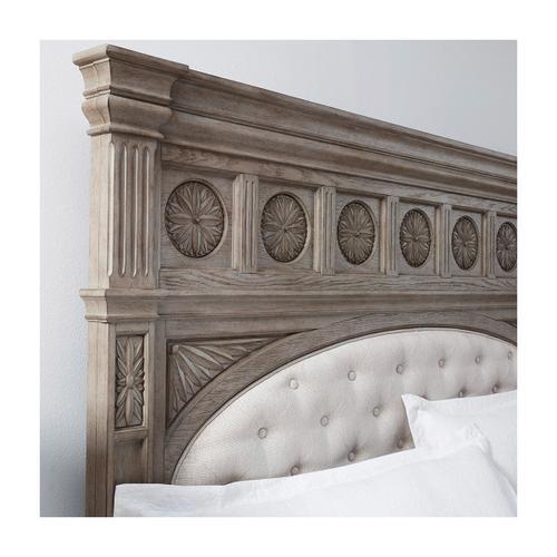 Kingsbury Queen Panel Bed Headboard