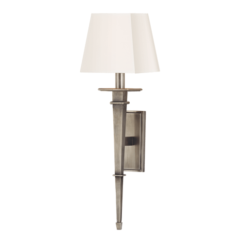Wall Sconce - AGED SILVER
