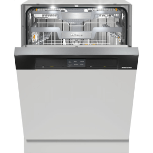 MieleG 7916 SCi AutoDos - Semi-integrated dishwasher XXL - the Miele all-rounder for highest demands.