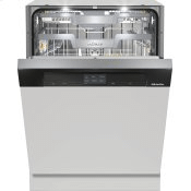 G 7916 SCi AutoDos - Semi integrated dishwasher - the Miele all-rounder for highest demands.