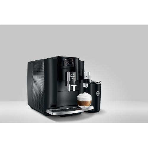 Jura - Automatic Coffee Machine, E8, Piano Black