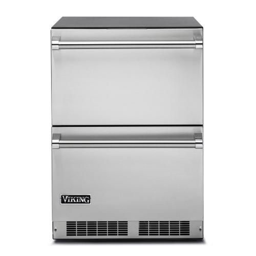 "Viking - 24"" Refrigerated Drawers "" VDUI5241"