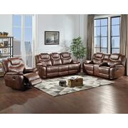 Boardwalk 3 Piece Manual Motion Set (Sofa, Loveseat & Chair) Product Image
