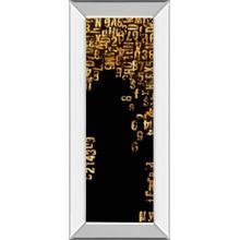 """Stock Il"" By Erin Ashley Mirror Framed Print Wall Art"