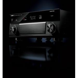 Yamaha RX-A2010BL A/V Receiver (Black)