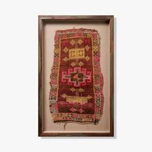 See Details - 0351180024 Vintage Turkish Rug Wall Art