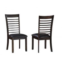Ally Side Chair, Antique Charcoal