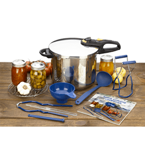 Fagor America Inc - 10 Piece Canning Set