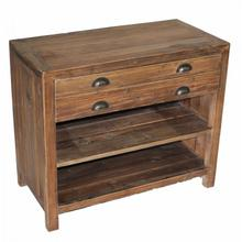 1-Drawer Nightstand/Side Table