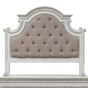 Liberty Furniture Industries - King Uph Panel Headboard
