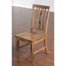 See Details - Sedona Turnbuckle Back Chair