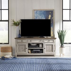 Liberty Furniture Industries 66 Inch Tile Tv Console
