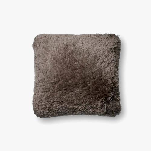 P0191 Taupe Pillow