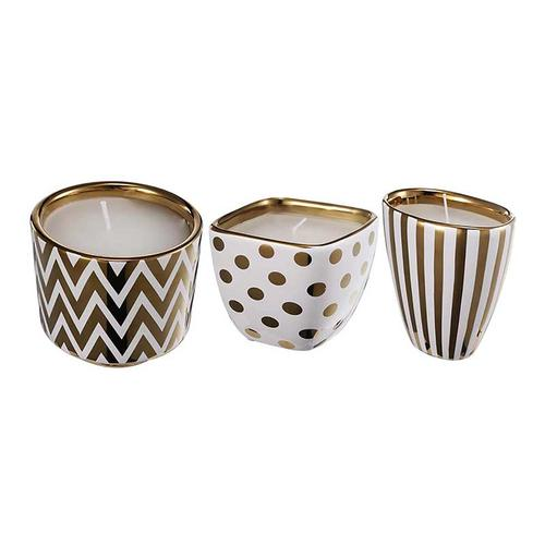 S/3 Bling Candles