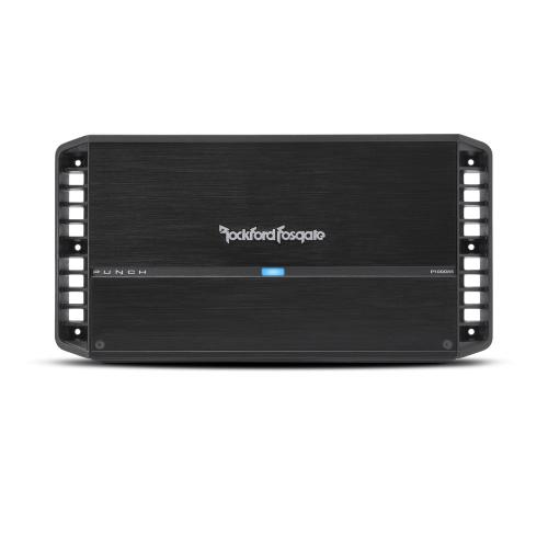 Rockford Fosgate - Punch 1,000 Watt Class-bd 5-Channel Amplifier