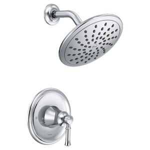 Dartmoor chrome posi-temp® shower only Product Image