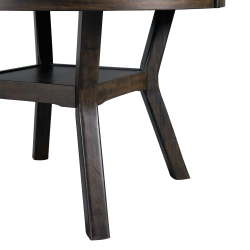 Amherst Standard Height Dining Table in Walnut