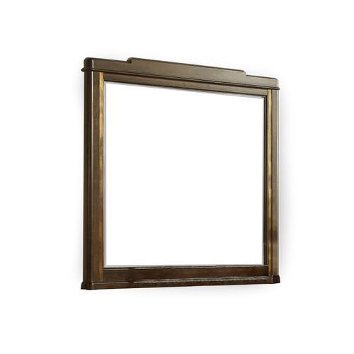 Milan 2-Piece Dresser & Mirror