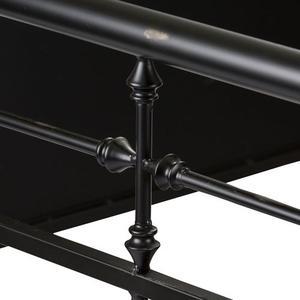 Liberty Furniture Industries - Twin Metal Day Bed - Black
