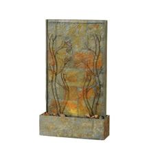 See Details - Trailing Vines - Indoor/Outdoor Floor Fountain