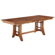 See Details - Simplicity Trestle Table